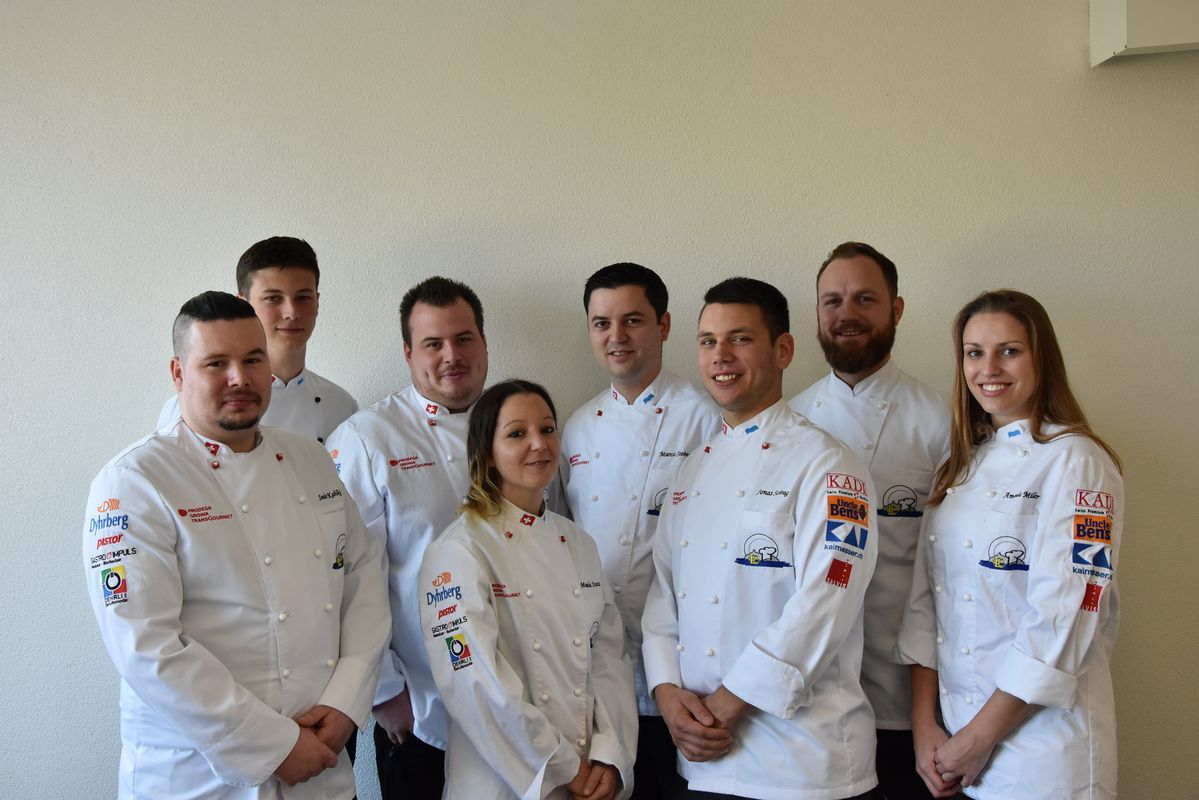 Kochteams culinarychallenges ch - Chef de cuisine luxembourg ...